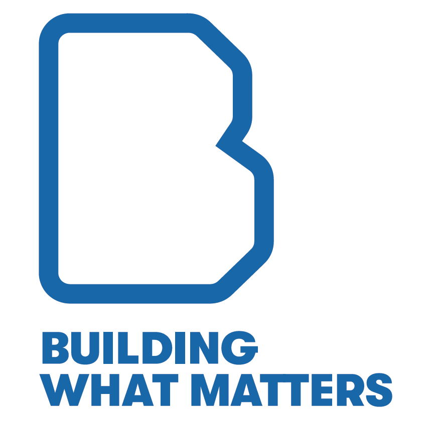 Building What Matters logo